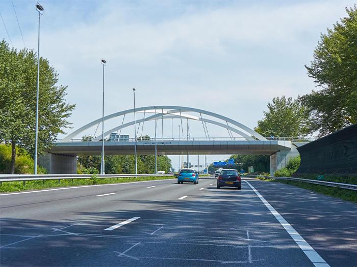 Fund Maatvoering INFRA GWW Veerwegviaduct A15 1