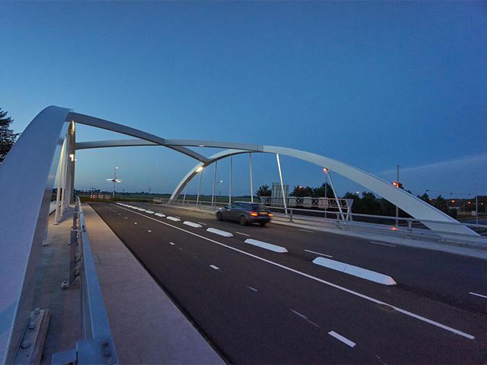 Fund Maatvoering INFRA GWW Veerwegviaduct A15 2