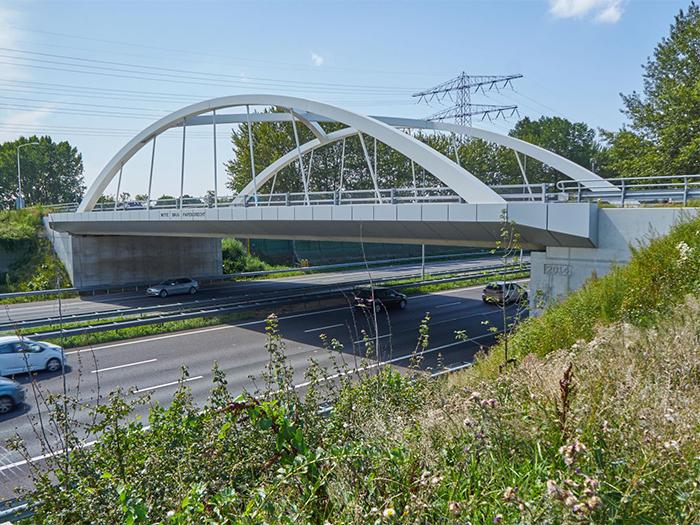 Fund Maatvoering INFRA GWW Veerwegviaduct A15 3