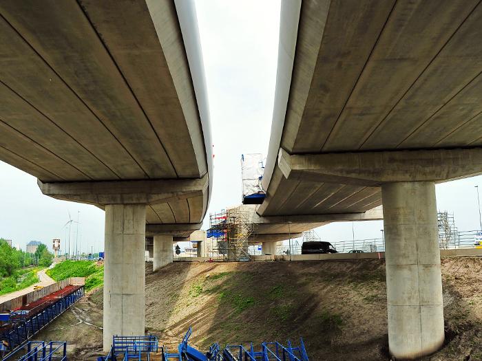 Fund Maatvoering INFRA GWW Amsterdam Westrandweg A5 2