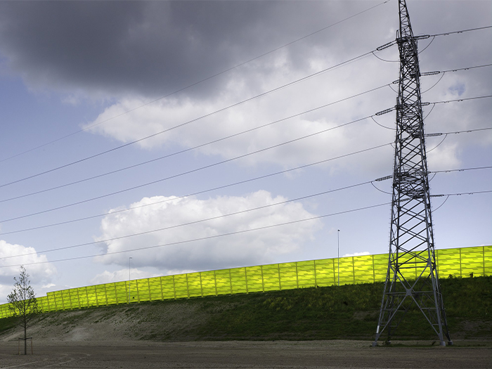 Fund Maatvoering INFRA GWW Den Bosch Geluidsschermen A2 1