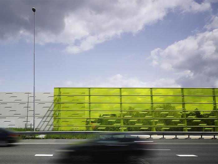 Fund Maatvoering INFRA GWW Den Bosch Geluidsschermen A2 3
