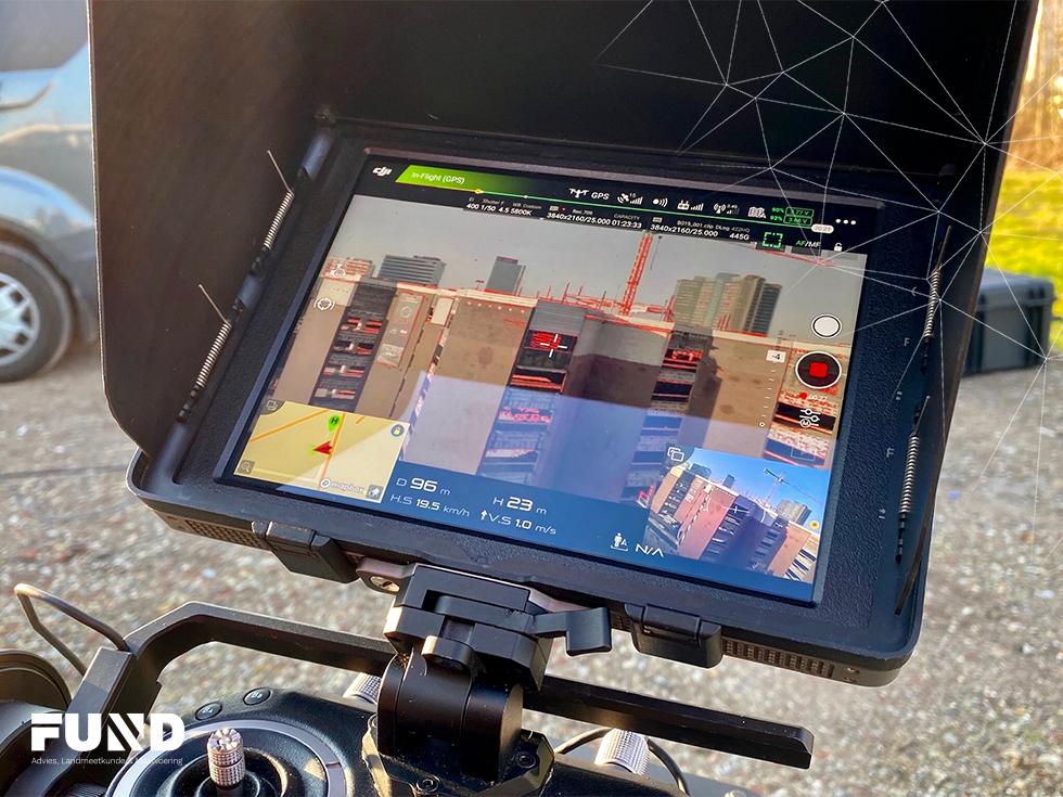Fund Maatvoering Basisweg Edge Amsterdam West Drone Opnames 1