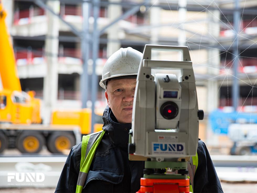 Fund Maatvoering Basisweg Edge Amsterdam West Drone Maatvoerder 1